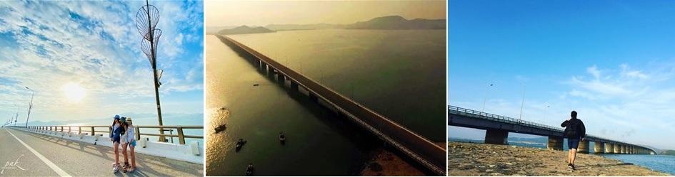 cầu thị nại Quy Nhơn - Phú Yên Tourist