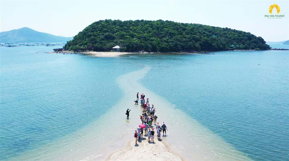 tour phú yên 4 ngày 3 đêm - đảo nhất tự sơn