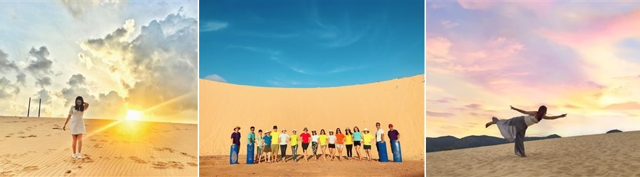 đồi cát phương mai quy nhơn