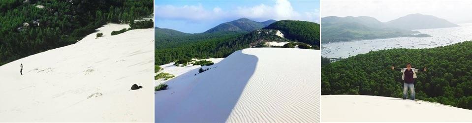 đồi cát từ nham phú yên