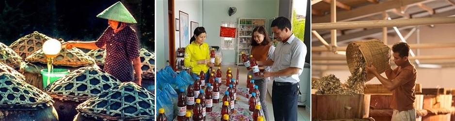 làng nghề nước mắm gành đỏ phú yên - tour làng nghề phú yên 1 ngày