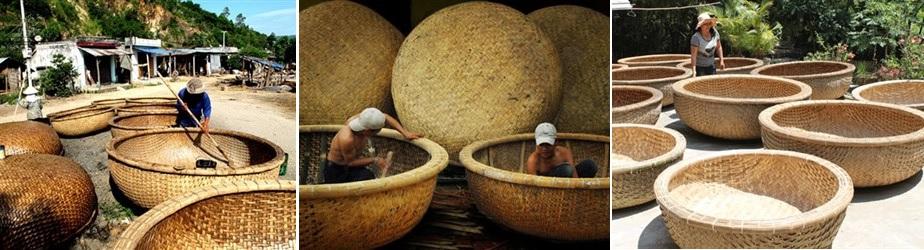 làng nghề thúng chai phú mỹ - tour làng nghề phú yên - phuyentourist