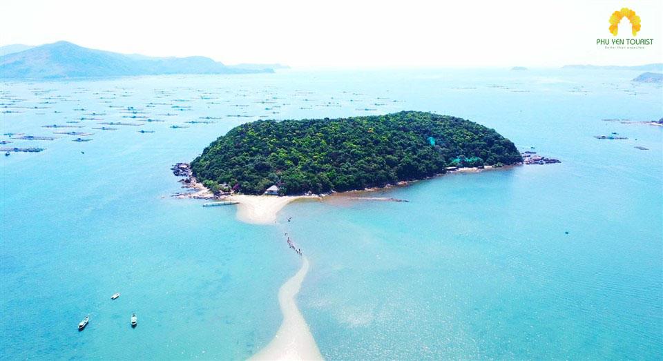 tour đảo nhất tự sơn 1 ngày - Phú Yên Tourist