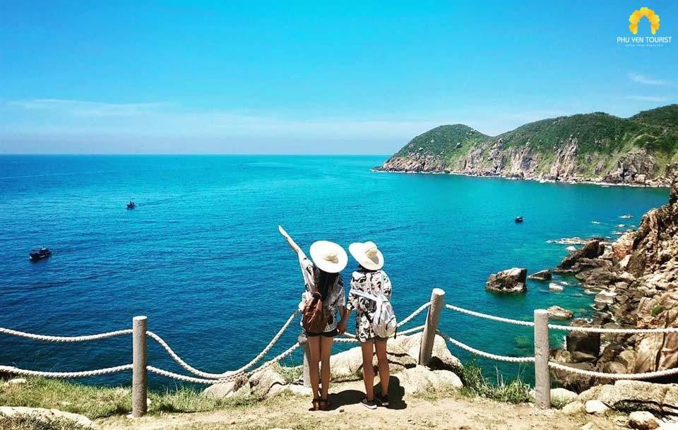 tour ghép phú yên - hải đăng mũi điện