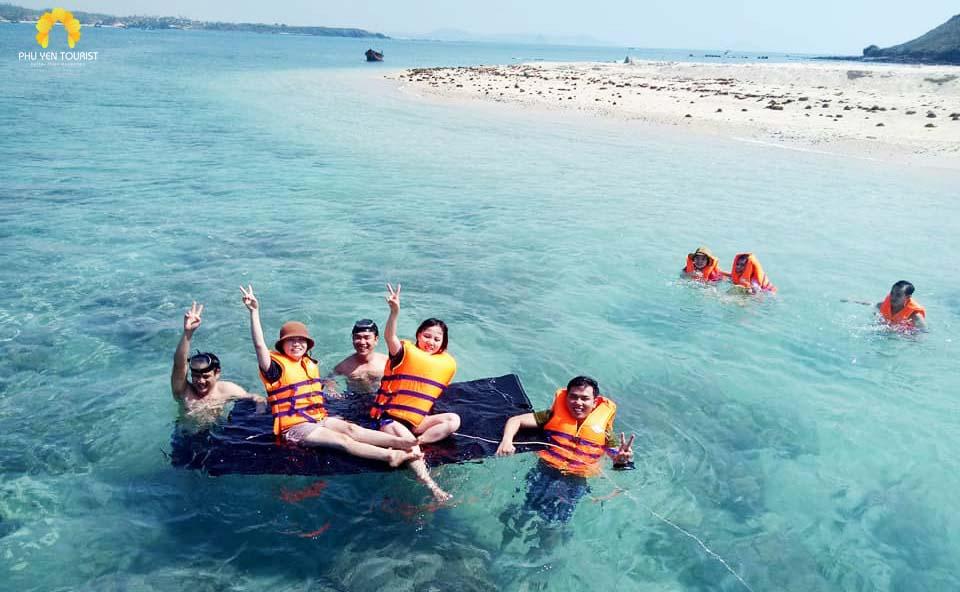 tour hòn chùa - lặn ngắm san hô 1 ngày - phuyentourist