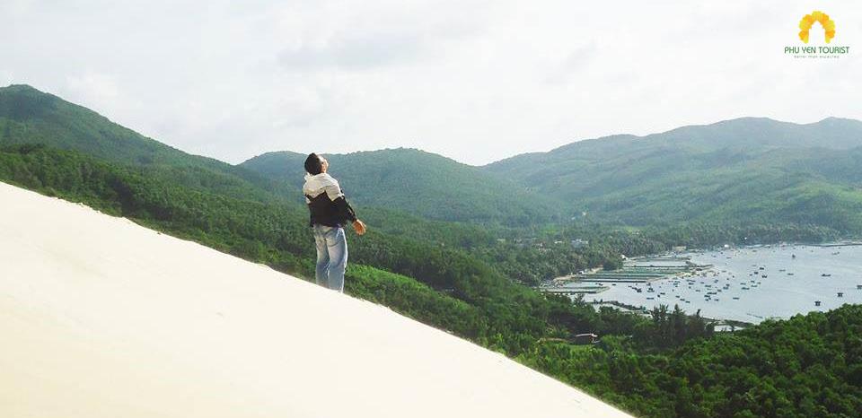Đồi cát Từ Nham - Phú Yên Tourist